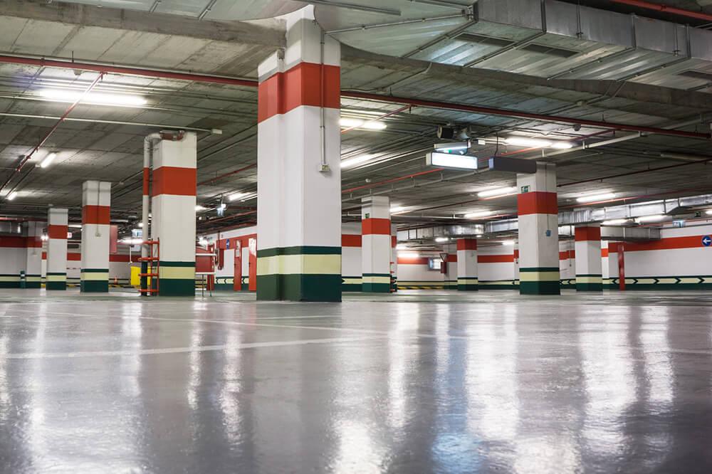 Servicios Albe. Limpieza de Garajes